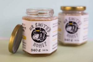 Mr. Smiths Honey Jars